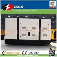 Buy cheap 150Kva 3 Phase Back Up Silent Diesel Generator Set Powered By Cummins Diesel Engine 6CTA8.3-G2 with good quality product