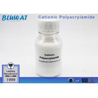 China Water Soluble Polymer Cationic Polyacrylamide Equal To Superfloc C491 C492 C493 C494 C495 on sale