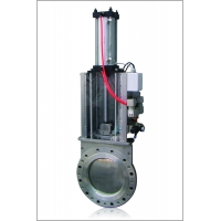 Buy cheap Chemical Industry Good Seal SS316L Slide Gate Valve product