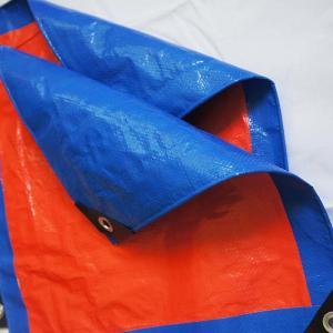 Buy cheap UV Protection PE Tarpaulin Sheet Length Custom 40 GSM ~ 400GSM Weight product