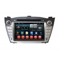Buy cheap IX35 Tucson Hyundai DVD Player Android GPS Navigation Rearview Camera Input Bluetooth product