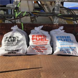 Buy cheap Flexo Printing Pp Woven Bags Custom Size For Sugar Flour Rice 5kg 15kg 25kg product