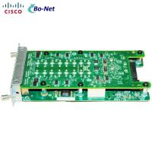 Buy cheap NIM-4E/M Cisco 4 Port Network Interface Module Voice Interface Card Long Lifespan product