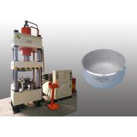 Buy cheap Deep Drawing Double Action Hydraulic Press 500 Ton Capacity Large Flow Rate product