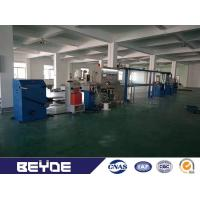 Buy cheap Physical Foam Extrusion Coaxial Cable Making Machine , Cable Manufacturing Machine 25+45+30 product