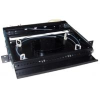 Buy cheap Standard Odf Fiber Optical Distribution Cable Fixer Distributor Splicing Frame For Cabinet product