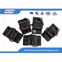 Buy cheap Waterproof IP67 High Amp Circuit Breaker Manual Changeover Switch product