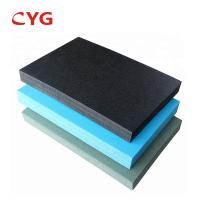 Buy cheap Polyethylene Acoustic Panels Closed Cell Polyethylene Foam 0.5mm Thick For Spc Flooring product
