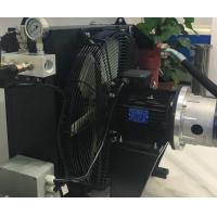 Buy cheap Custom Mobile Hydraulic Cooler Hydraulic Cooling Kit (fan motor pump cooler) product