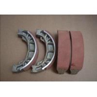 Buy cheap Honda Motorcycle Brake Linings Low Metallic Link Testing Customized Color product