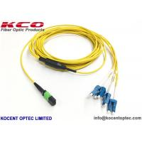 Buy cheap Duplex Harness MPO MTP Patch Cord 40G 100G For Data Center from wholesalers