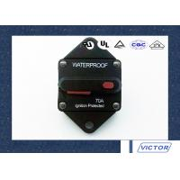 Buy cheap Trip And Hold Inline Manual Reset Circuit Breaker 12-48V 50A 100A 150A 200A Amp product