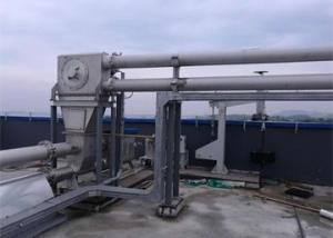 Buy cheap No Need Dust Collector 380V Tubular Chain Conveyor product