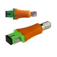 Buy cheap Mini FTTH Passive Optical Node Receiver No Power Consumption Add Isolation product