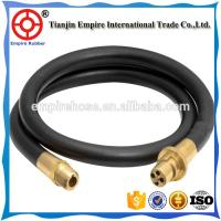 """Buy cheap 3/4"""" X 8' Gas station oil hose Spiral synthetic yarn with static wire product"""