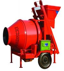 Good Quality JZC Series Mobile Mortar Mixing Machine Concrete Mixer