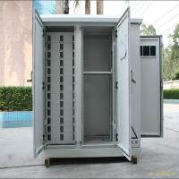 Buy quality IP55 Power Supply Outdoor Communication Base Station Battery Cabinets at wholesale prices