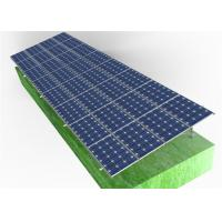 Buy cheap High Strength Residential Solar Energy Systems 1.4KN/M2 Snow Load End Clamp Customized Color product