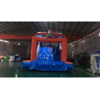 Buy cheap Outdoor sport games obstacle inflatable obstacle course adult for team building product