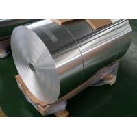Buy cheap Auto Radiator Aluminium Heat Transfer Foil With Flexible Thickness 0.08mm - 0.30mm product