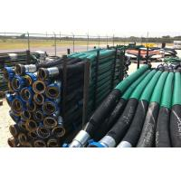 Buy cheap STEEL WIRE SPIRAL HIGH QUALITY HIGH PRESSURE FLEXIBLE OIL FIELD HOSE product