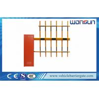Buy quality RFID System Automatic Boom Barrier Infrared Sensor Electric Barrier Gate at wholesale prices