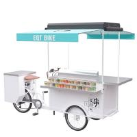 Buy cheap 2019 Europe style BBQ food Scooter Multipurpose Commercial Food cart product