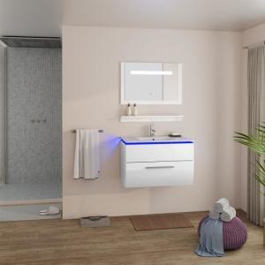 Buy cheap Soft Closing Custom Bathroom Vanities , Safty Wall Hung Bathroom Vanities product