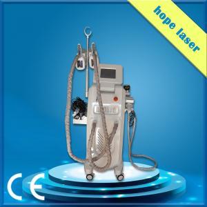 Buy cheap Cryolipolysis Cavitation RF Lipolaser Skin Rejuvenation Machine For Weight Loss product