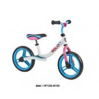 Buy cheap Pedal Or Hand Push Childrens Balance Bikes Blue / Green / Yellow Or Custom Color product