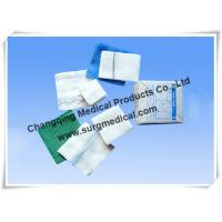 X-Ray Detectable Gauze Swabs Dressing Pads Green for Hospital Operating Center