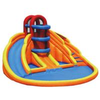 inflatable pool slide/inflatable slide