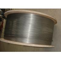 Buy cheap Stainless Steel Hydraulic Control Line Downhole Tube 1 / 4 '' 50 - 4000 Meters from wholesalers