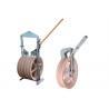Buy cheap Nylon Large Diameter Pilot Wire Rope Stringing Blocks from wholesalers