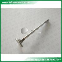 China Cummins M11 intake and exhaust valves 3417779 4926069 Diesel engine spare parts exhaust valves 3417779 engine valves on sale