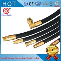 Buy cheap Black rubber hose  Synthetic Rubber CONCRETE PLACEMENT HOSE SERIES 7236 product