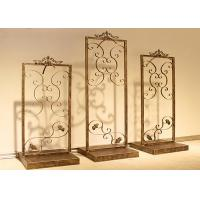 Buy cheap Carving Design Clothing Shop Display Furniture With Excellent Spraying Surface from wholesalers