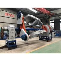 Buy cheap Customized Aerial Bundled Cable Manufacturing Equipment 12 Months Warranty product