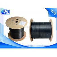 Buy cheap FTTH Outdoor Fiber Optic Cable Simplex / Duplex For Automobile Intelligence product