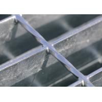 China Corrosion Resistant Steel Bridge Deck Grating Metal Building Materials For Bridge on sale
