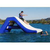 Buy cheap Kids Inflatable Lake Toys Reliable Durable Lifespan Slide UV Resistance Airtight Technique product