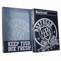 Buy cheap Plastic Gift Box with Silkscreen Printing product