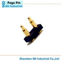 Buy cheap 2Pin 2.54mm Pitch 6.0mm Length Pogo Pin Connector product