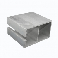 Buy cheap Industry High Precise t slot aluminium extrusion 1.0-20.0mm Thickness product