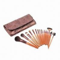 Buy cheap Promotional Makeup Kit with Wooden Handle product