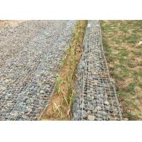Buy cheap Welded Wire Mesh Netting Gabions Fencing For Retaining Walls , Gabion Wall from wholesalers