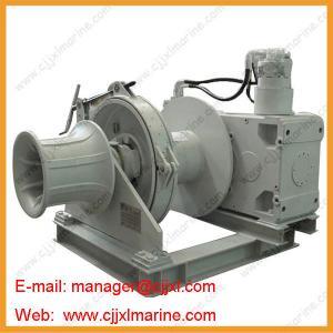 Vessel Mooring Electric Windlass