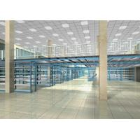 Buy cheap Free design Warehouse Mezzanine Floors Systems product