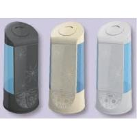 """Buy cheap BLACK / SILVER speed silent operation 12"""" Negative Ion mini ionic air purifier / 60W product"""