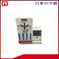 Buy cheap Electronic Durable Zipper Fatigue Testing Equipment GAG-D126 Two Clamping from wholesalers